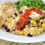 One-Pot Southwest Chicken and Rice