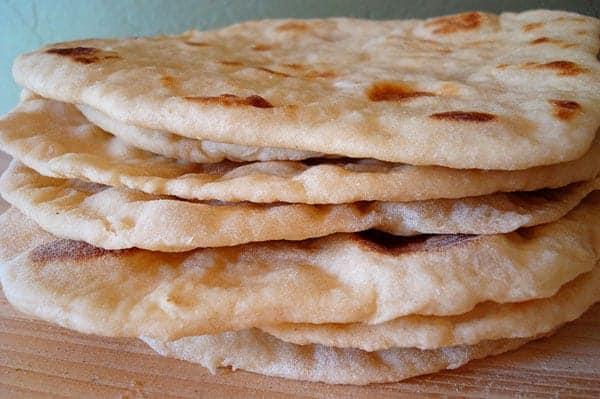 Soft Wrap Bread