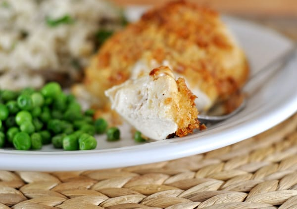 Crispy Oven-Baked Chicken
