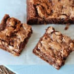 Gooey Coconut Chocolate Bars