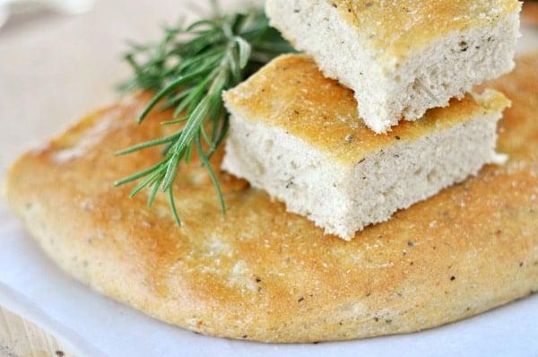 Herb Focaccia Bread