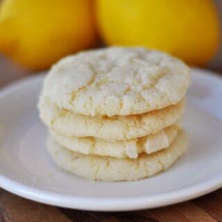 Lemon Crinkles
