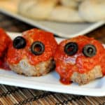 Breadstick Bones and Meaty Eyeballs