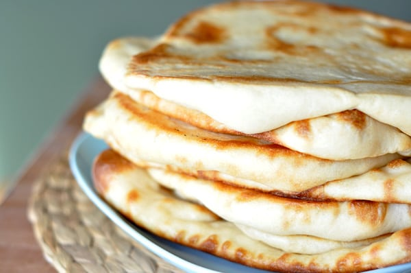 Naan - Indian Flatbread