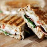 Smoked Turkey Club Panini