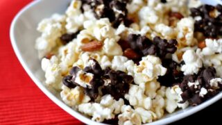 Baked Kettle Corn {The Loaded Version}