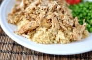 Crockpot Mediterranean Pork