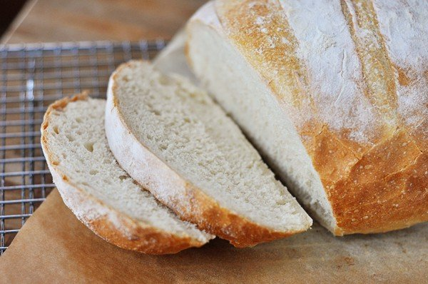 Rustic Crusty Bread