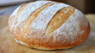 Easy Rustic Crusty Bread