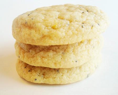 Lemon Poppy Seed Sugar Cookies