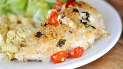 Stuffed Chicken Marsala Olive Garden Copycat