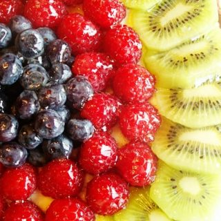 Classic Fresh Fruit Tart