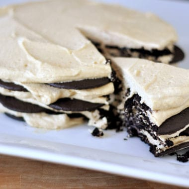 Thin chocolate wafer cake recipe