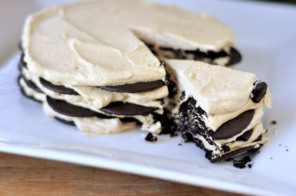 Chocolate Wafer Cake