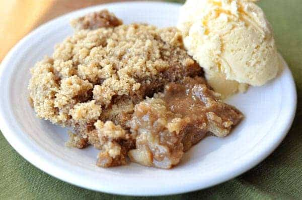 Apple Cider Pudding Cake