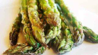 Perfect Roasted Asparagus
