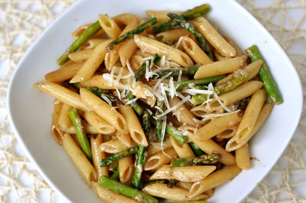 92 Responses to Penne with Roasted Asparagus and Balsamic Butter