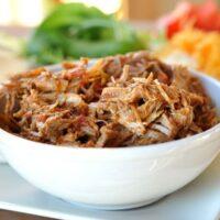 Chili Verde {Mexican Stewed Pork}