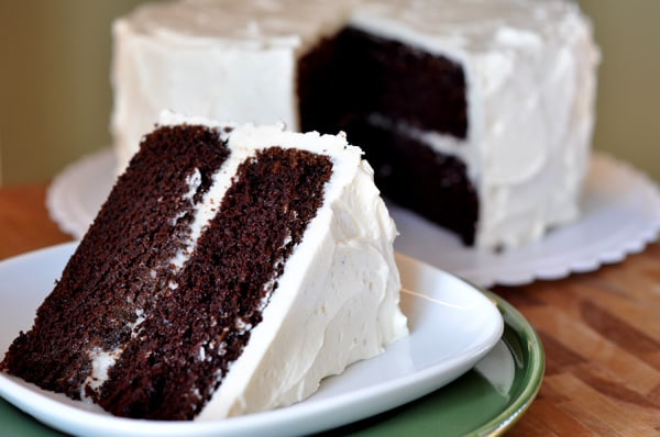 Unbelievable Chocolate Cake