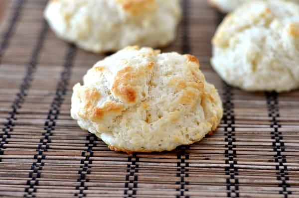 The Best Drop Biscuits
