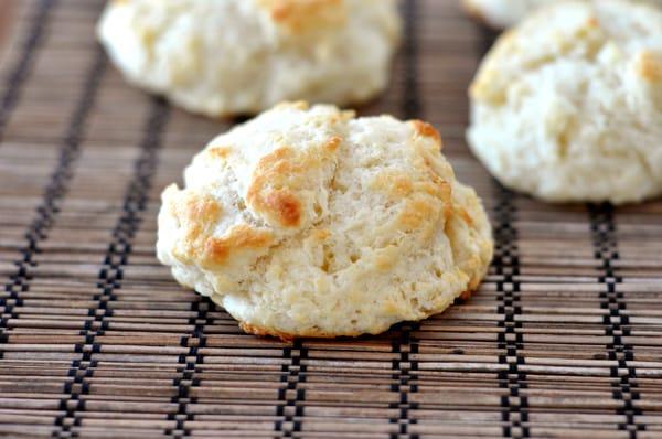 The Best Drop Biscuits