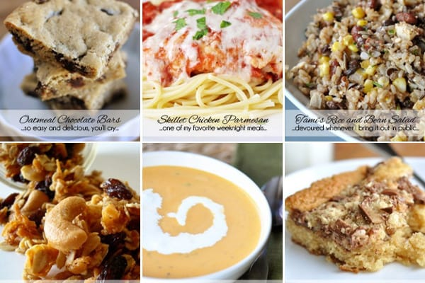 Six Recipes The World Forgot