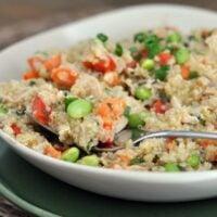 Thai-Style Chicken and Quinoa Salad