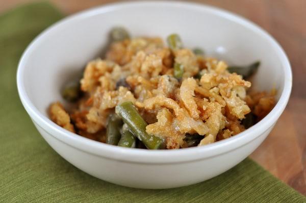 Make-Ahead Green Bean Casserole