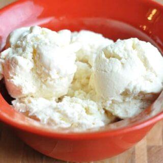 Magic Vanilla Ice Cream