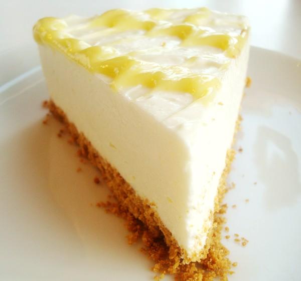 The Best {No-Bake} Lemon Cheesecake