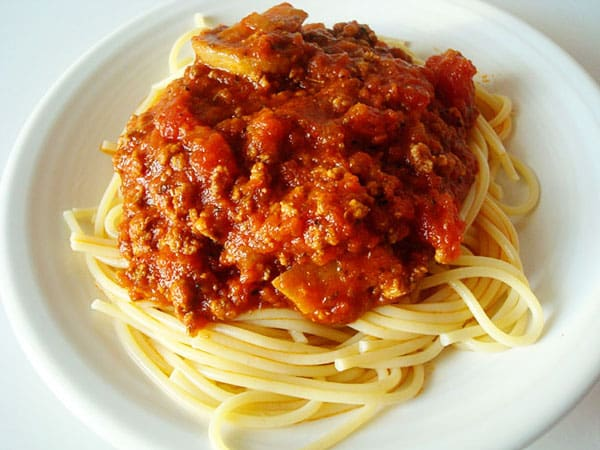 Homemade Spaghetti Sauce - Perfected