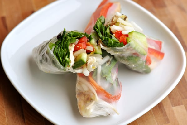 Vietnamese Spring Rolls {a How-To}