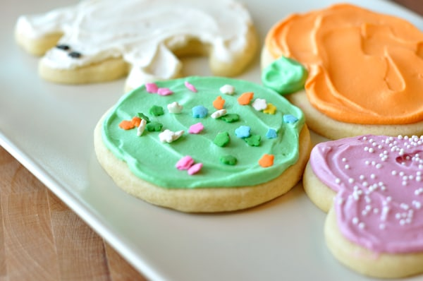 Moldable sugar cookie recipe