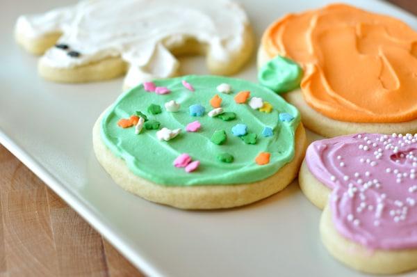 My Favorite Sugar Cookies