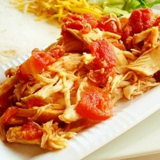 Sweet and Spicy Slow Cooker Chicken