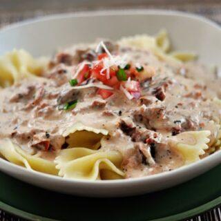 Creamy Tuscan Pasta Sauce