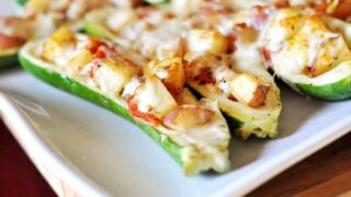 The Ultimate Stuffed Zucchini