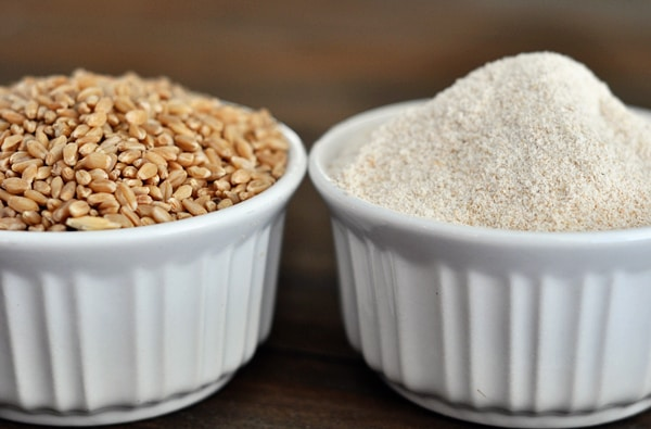 Wheat Grinding