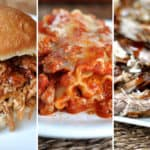 Three Fabulous Menus for Feeding Large Groups