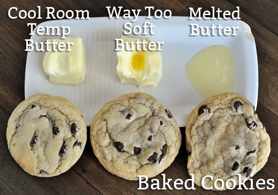 The Great Cookie Experiment Butter Temp