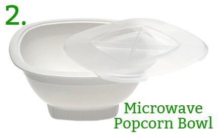 microwave popcorn bowl