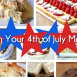 Food for the 4th! {Over 45 Recipe Ideas}