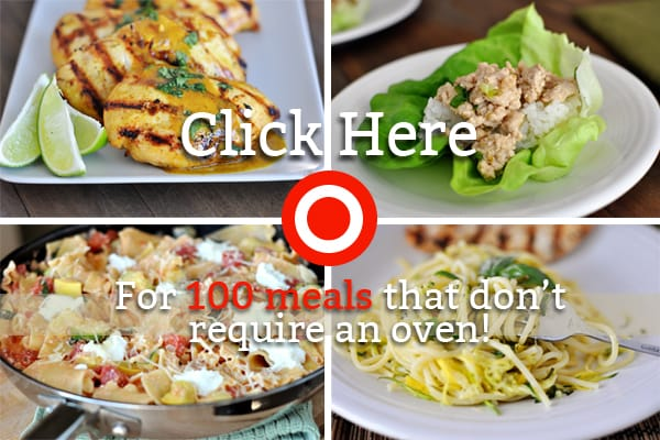 No Oven Meals
