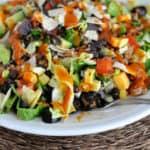 Chopped Taco Salad