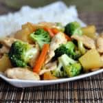Teriyaki Chicken Stir-Fry {30-Minute Meal}