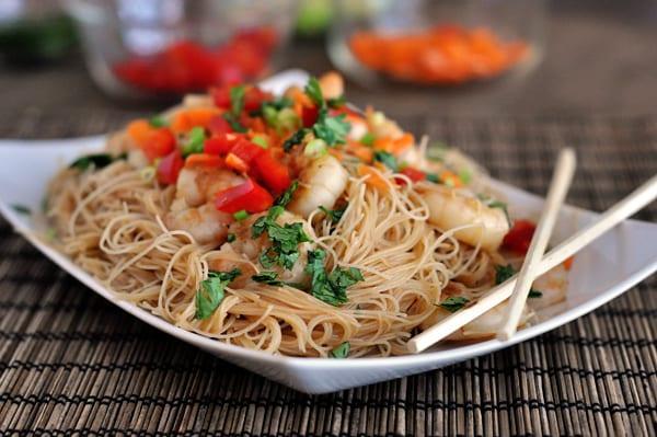 hoisin noodles1