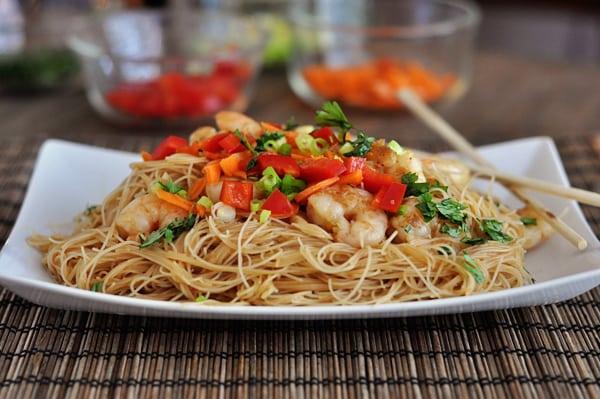 hoisin noodles2