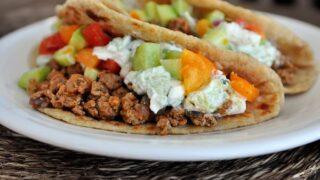 Big Fat Greek Tacos