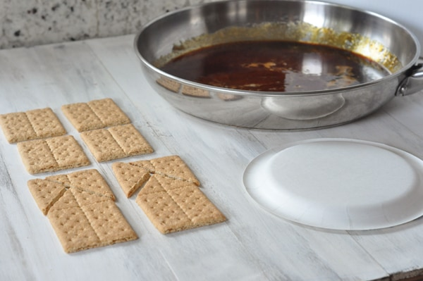 DIY Graham Cracker Houses