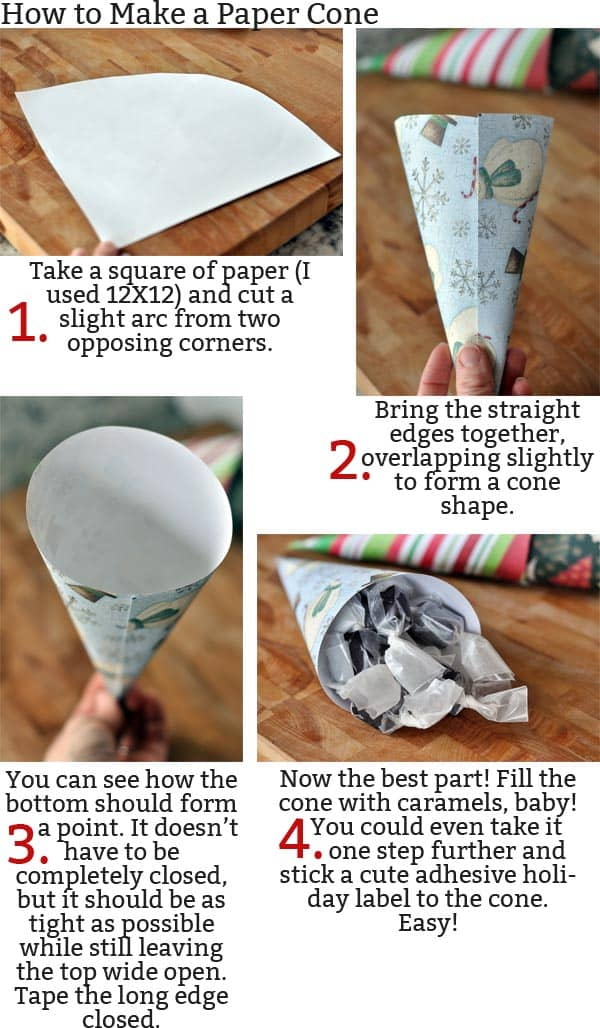 How to Make a Paper Cone